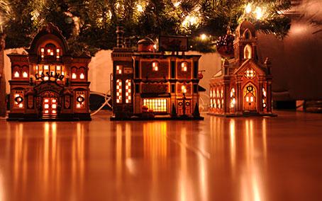 Christmas & Festivity design and installations
